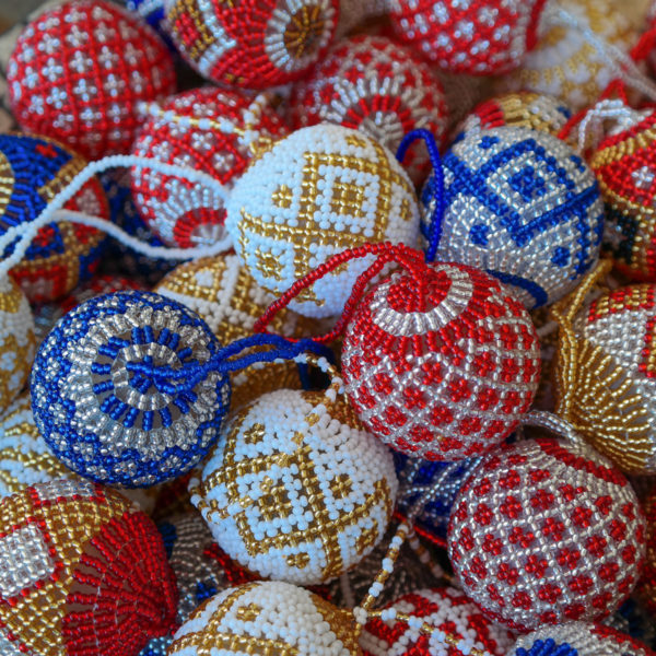 Julekuler fra Zulufadder
